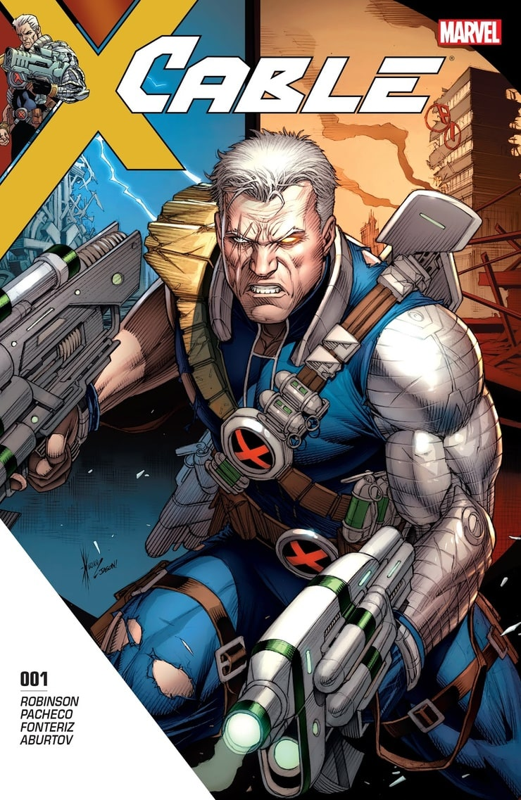 Cable (2017 3rd Series) #1-ong