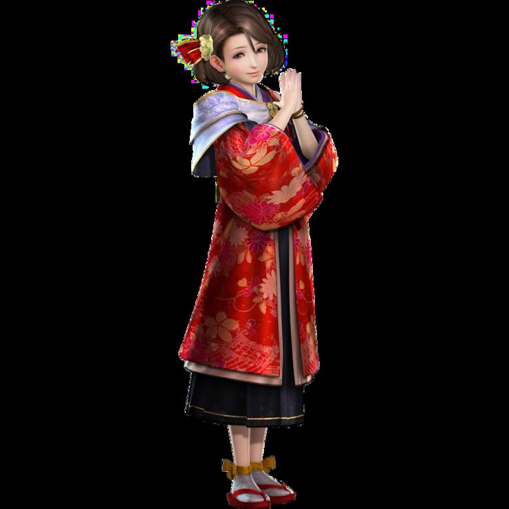 Lady Muramatsu
