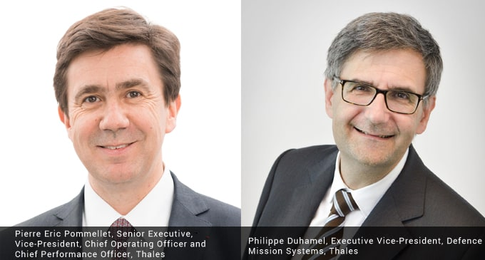 New appointments in Thales Executive Committee