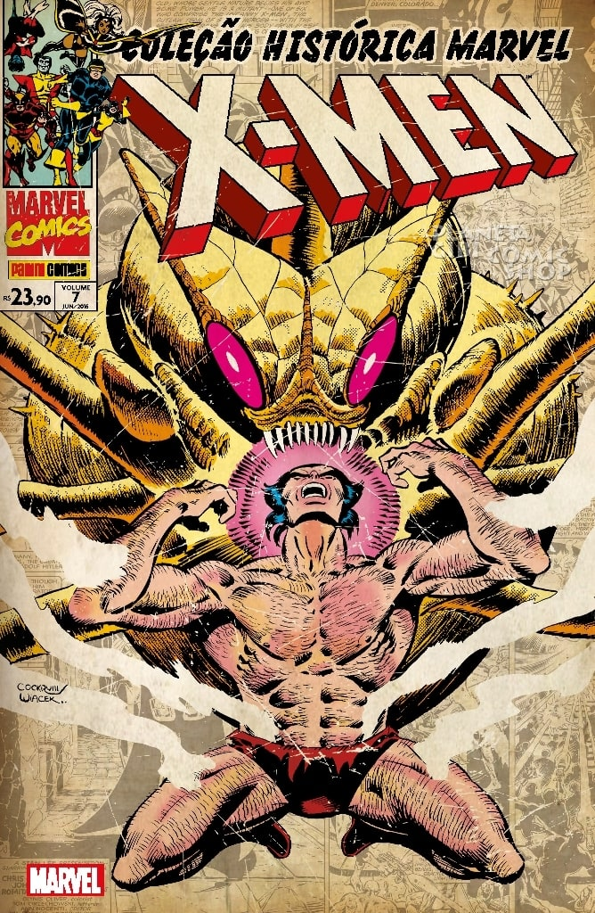 The Uncanny X-men (Marvel Comic #162) October 1982