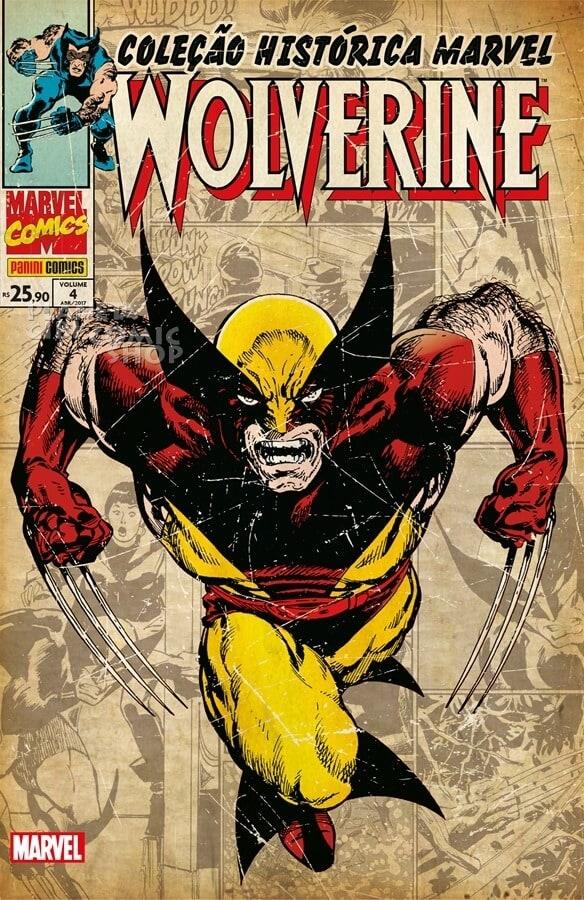 Wolverine #17 Late November 1989