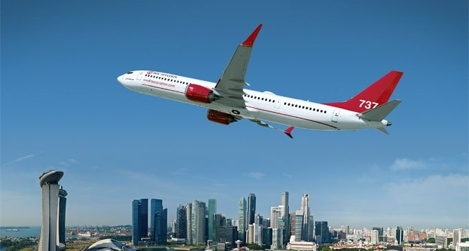 BOC Aviation to buy 10 new 737 MAX 10 aircraft from Boeing
