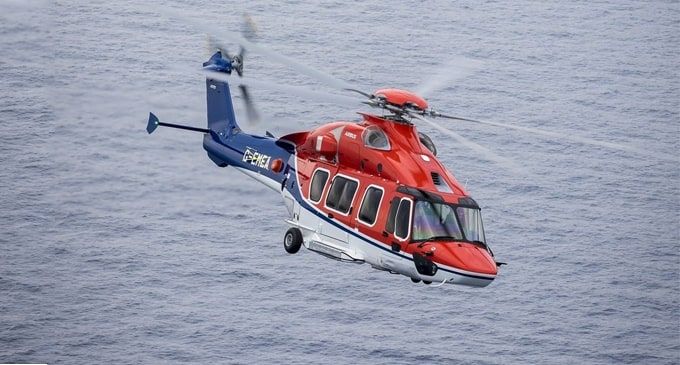CHC Helicopter receives its first H175 aircraft from Airbus Helicopters