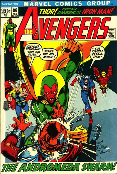 Avengers #96