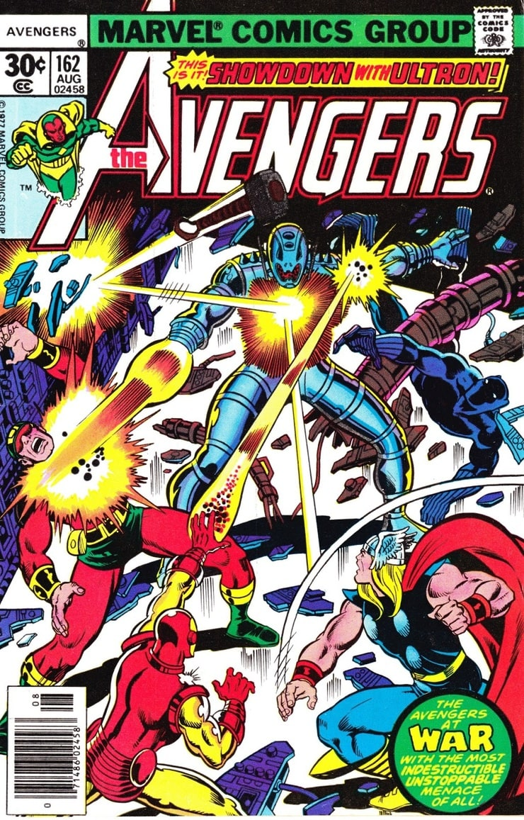 The Avengers #162