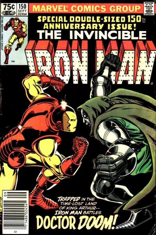 The Invincible Iron Man, No. 150, Sept. 1981, Knightmare