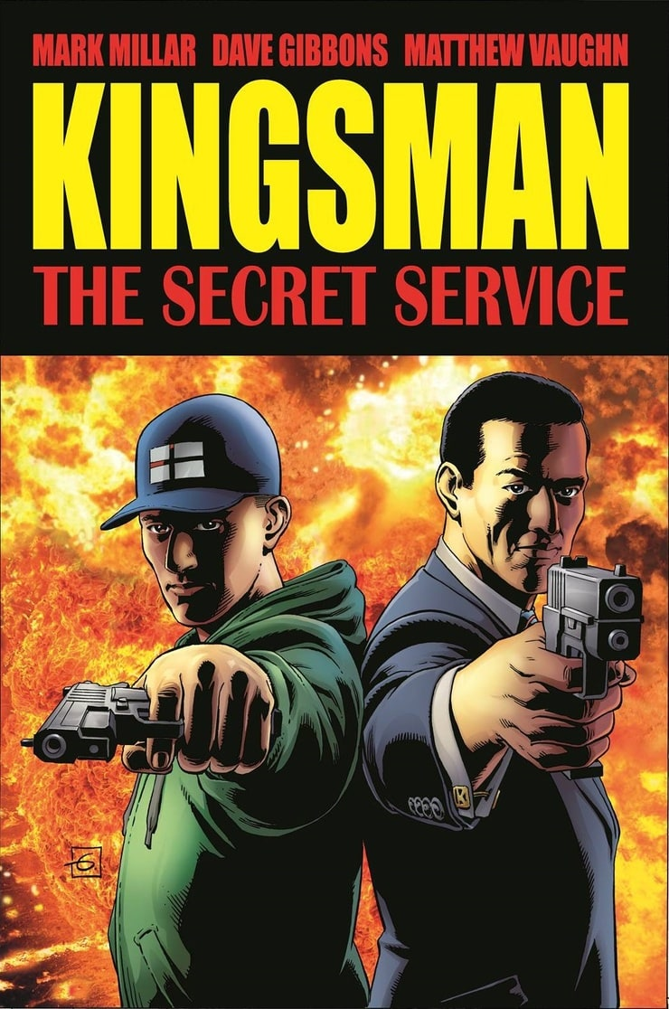 The Secret Service: Kingsman