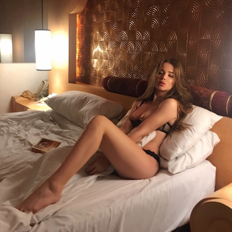 Alexandra Stelmakh