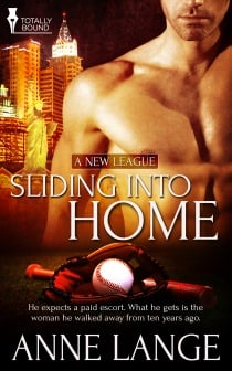 Sliding into Home (A New League #1)