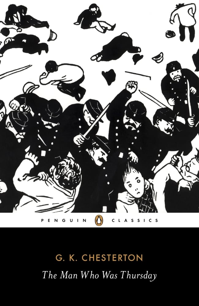 The Man Who Was Thursday: A Nightmare (Classic, 20th-Century, Penguin)