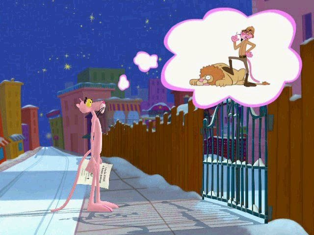Picture of Pink Panther Pinkadelic Pursuit