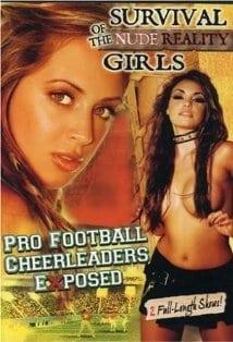 Cheerleaders exposed football pro