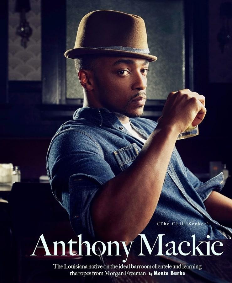Anthony Mackie