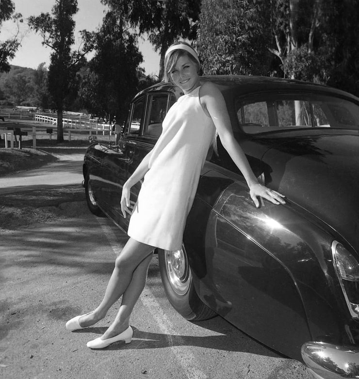 Photo of Jan Smithers - car