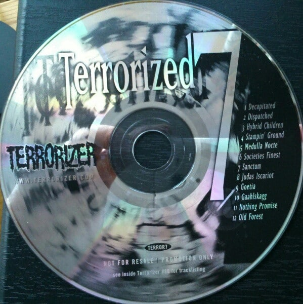Terrorized Vol. 7