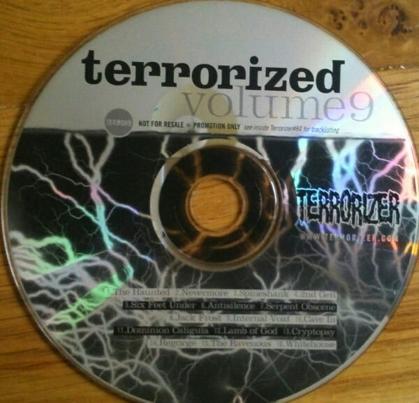 Terrorized Vol. 9