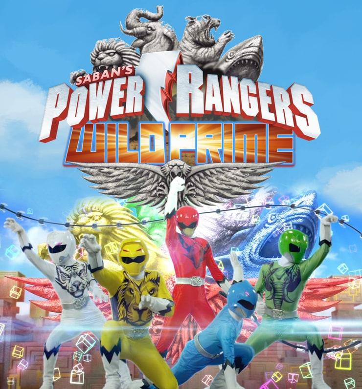 power rangers wild prime 2019-2020
