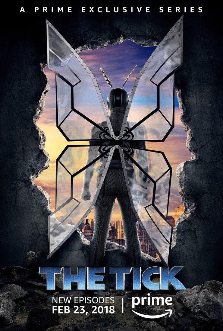 The Tick                                  (2017- )