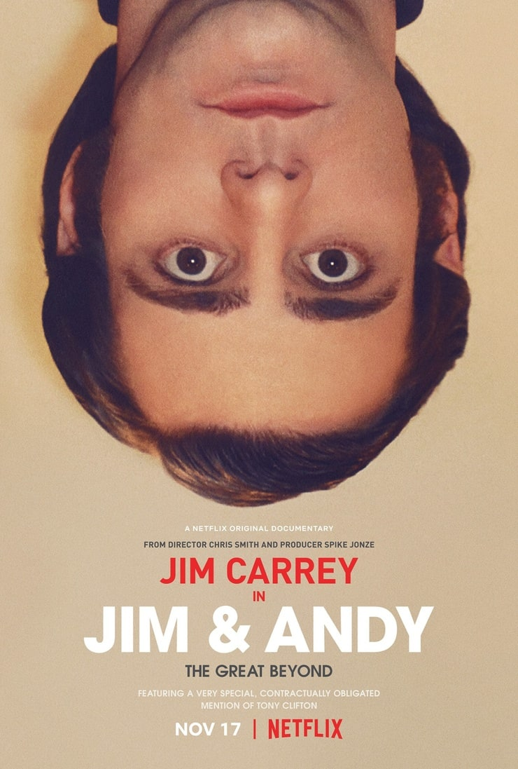 Jim & Andy: The Great Beyond - Featuring a Very Special, Contractually Obligated Mention of Tony Cli