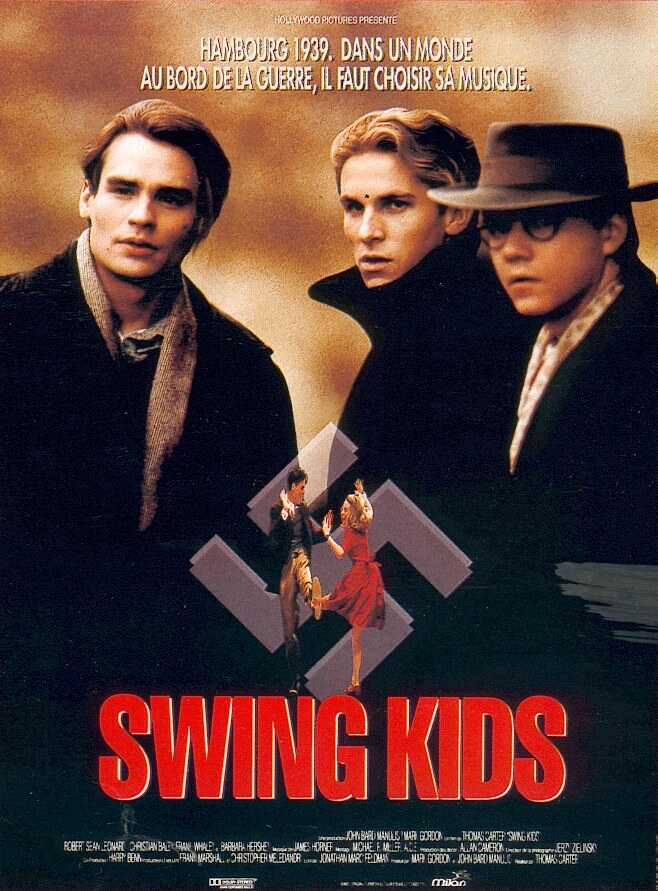 a review of the film swing kids Swing kids underperformed at the box office, received bad reviews, but today maintains a cult following reading the reviews from the film's 1993 release, critics seemed to be ticked off.