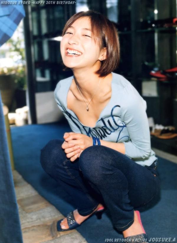 Ryoko Hirosue height