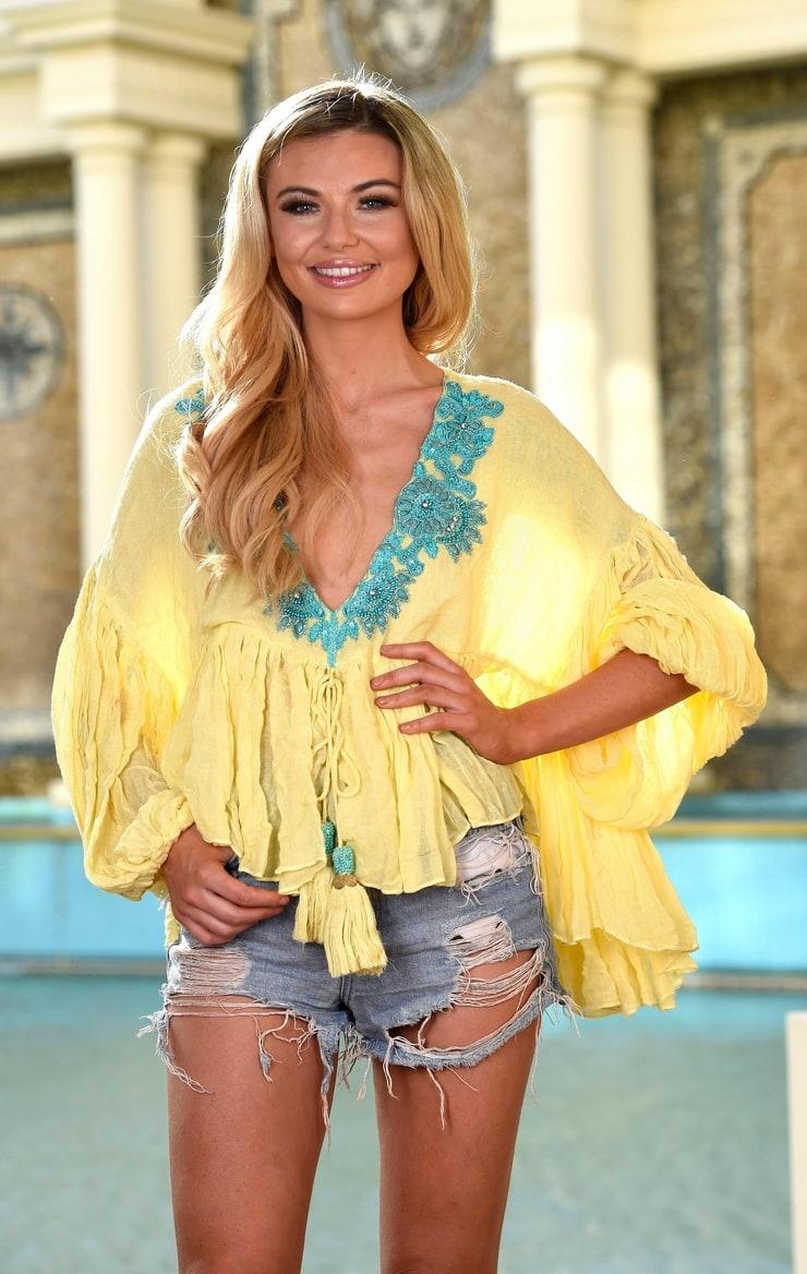 Celebrity VIctoria Lomba nude photos 2019