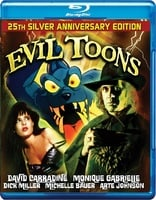Evil Toons - 25th silver anniversary edition (Signed)
