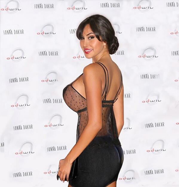 Brenda Venus Nude Photos 44