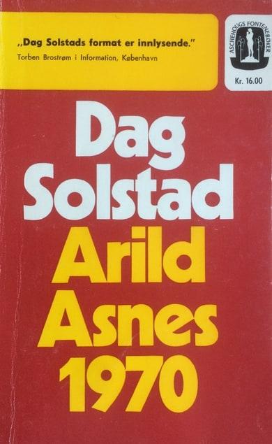 Arild Asnes 1970