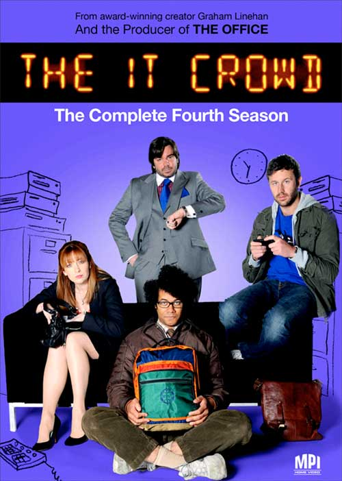 The IT Crowd                                  (2006-2013)