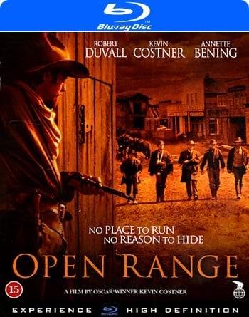 Open Range (2003) (Blu-ray) (Region 2) (Import)