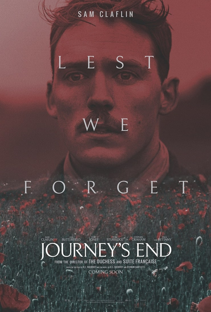 journeys end themes