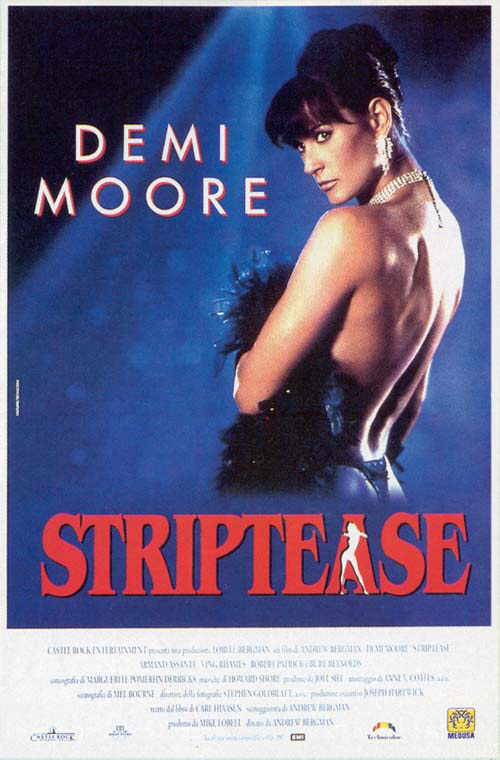Striptease softcore dvd