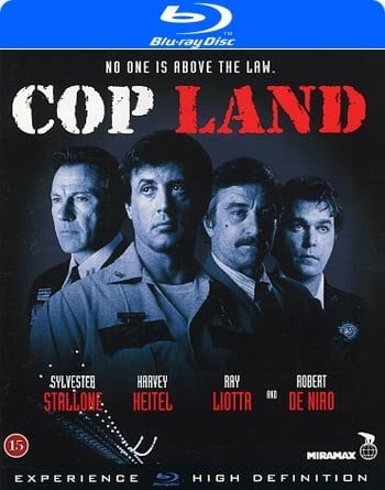 Cop Land (Blu-ray) Uncut !- James Mangold with Sylvester Stallone and Robert De Niro