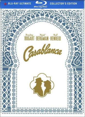 Casablanca: Ultimate collectors edition (Blu-ray) EU-Import with Region 2
