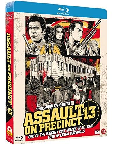 Assault on Precinct 13 (Blu-ray) (1976) (Region B) (Import)