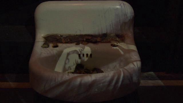 Maya Deren's Sink