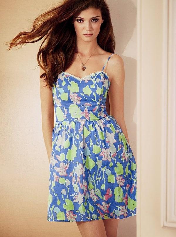 Шьем летнее платье. шьем летнее платье - Самое интересное в блогах