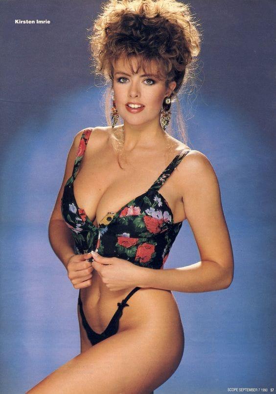 Kirsten Imrie