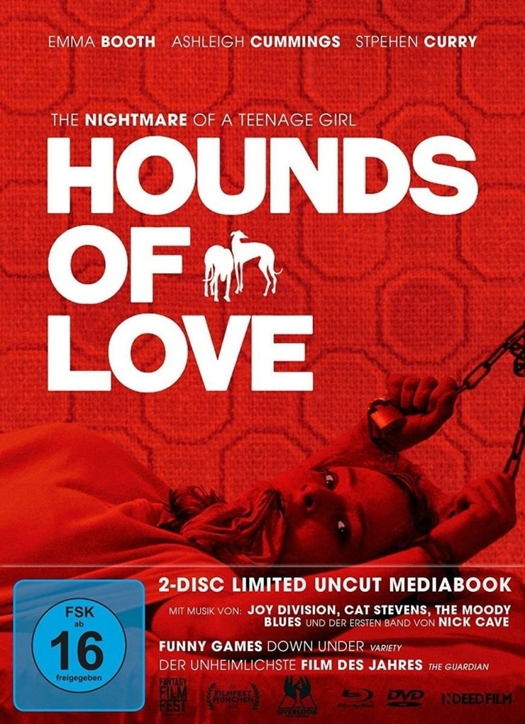 Hounds of Love                                  (2016)