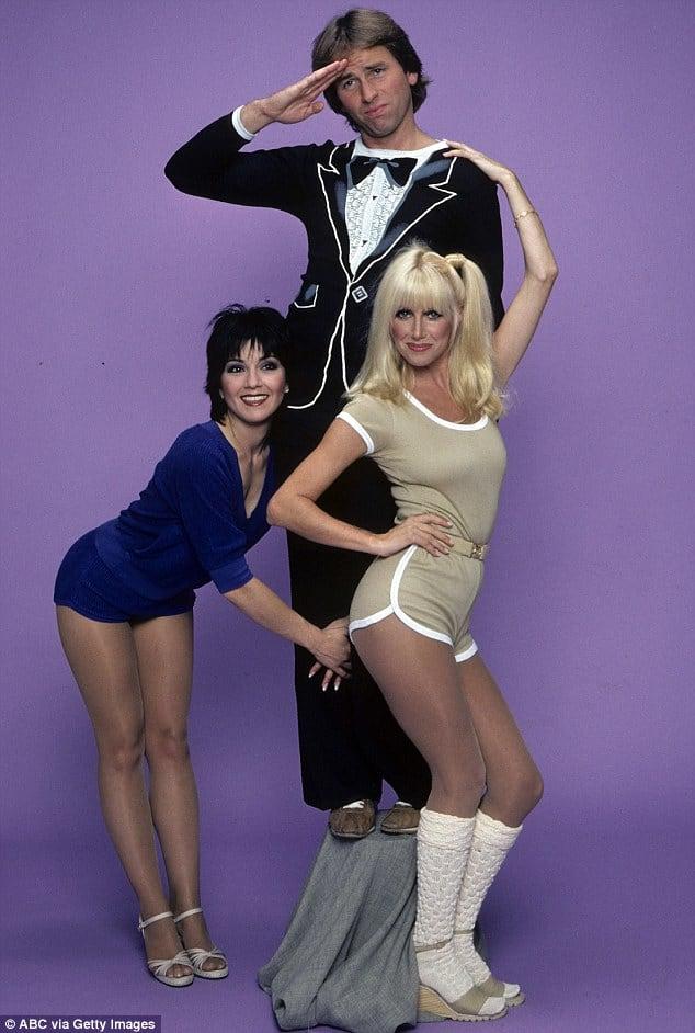Suzanne Somers 90s sitcom