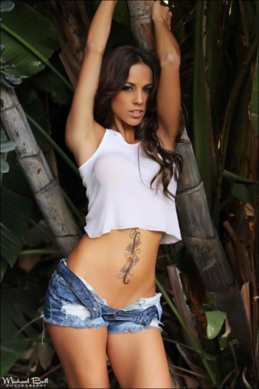 Deni's hot girls in jeans