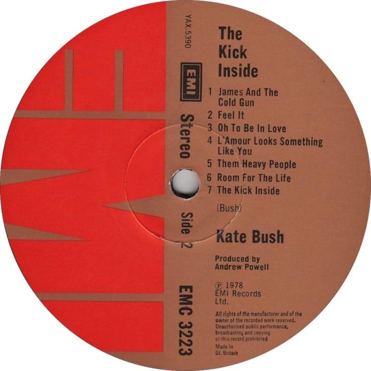 The Kick Inside