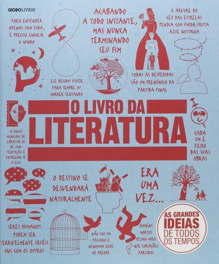 O Livro da Literatura (Em Portuguese do Brasil)