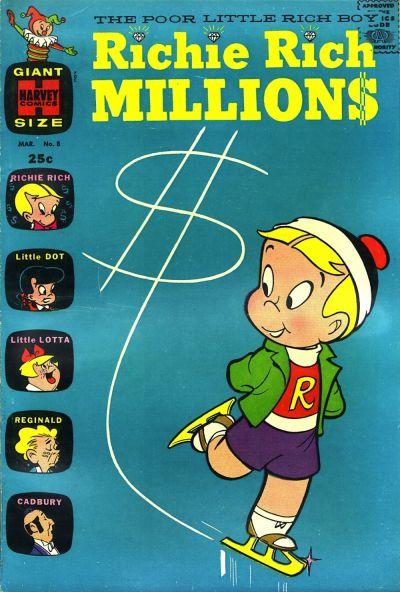 Richie Rich Millions