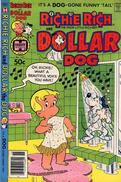 Richie Rich & Dollar the Dog