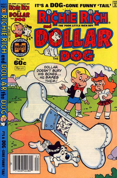 Richie Rich & Dollar the Dog