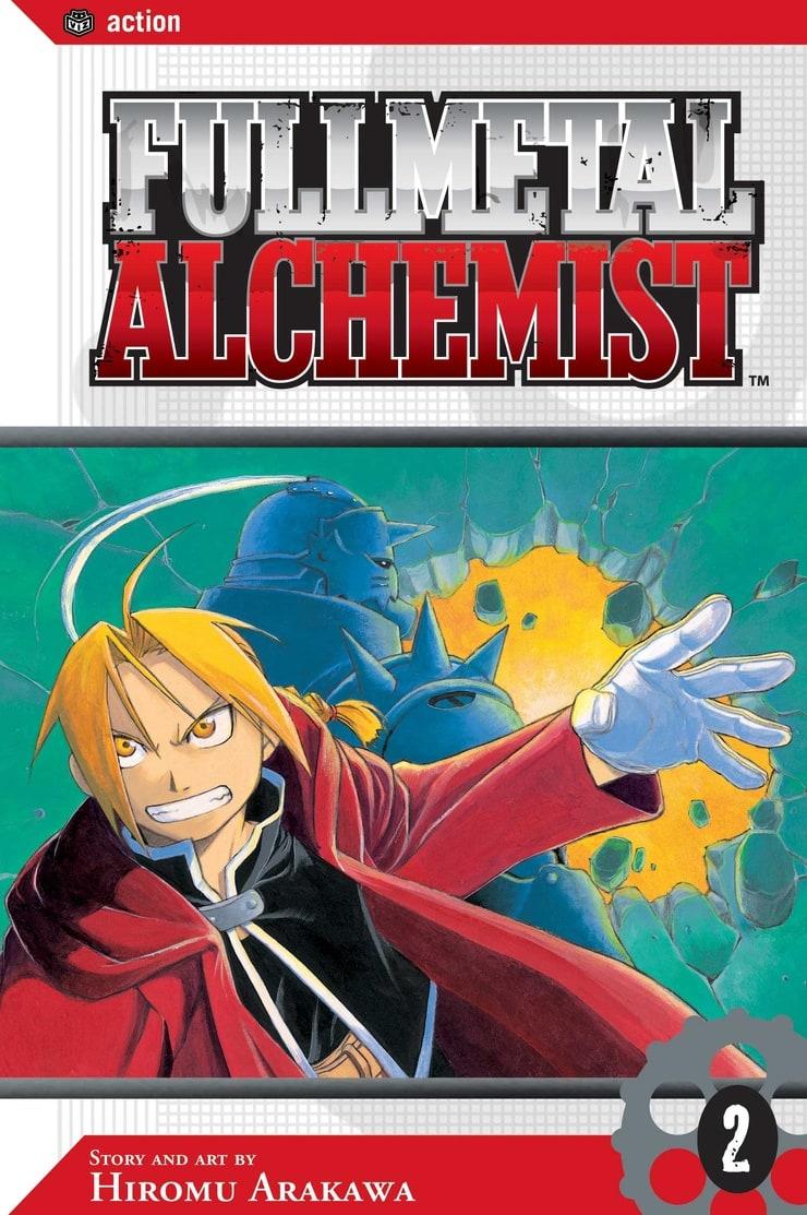 Fullmetal Alchemist, Volume 02