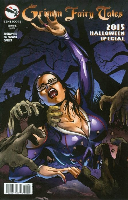 Grimm Fairy Tales: 2015 Halloween Special