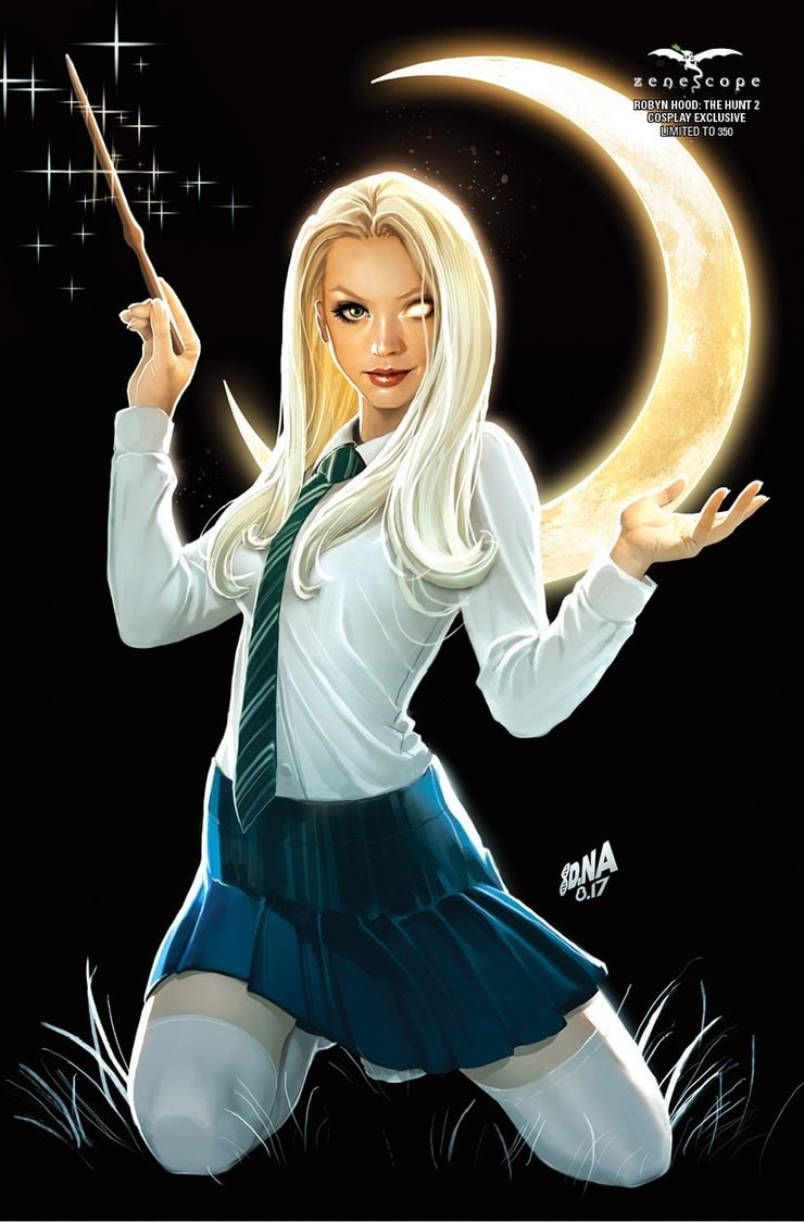 Grimm Fairy Tales Presents Robyn Hood: The Hunt